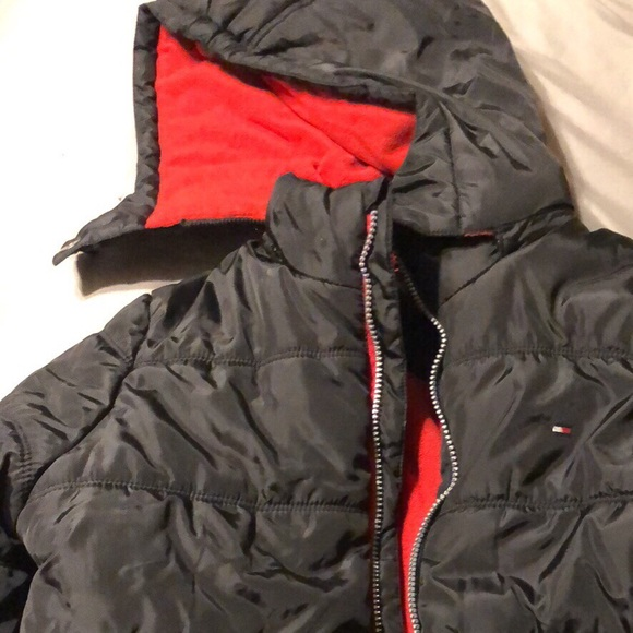 limited quantity affordable price wide selection of colors Tommy Hilfiger boys size large bubble coat